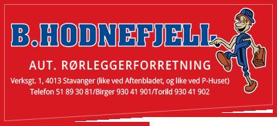B. Hodnefjell